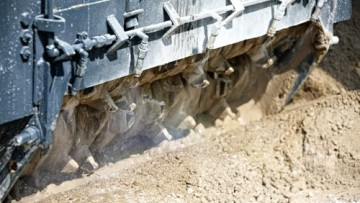 La stabilizzazione a calce dei terreni
