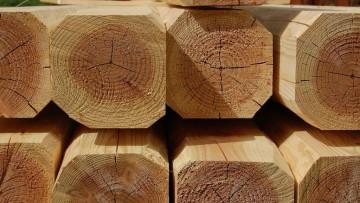 Legno in edilizia: le Travi Uso Fiume