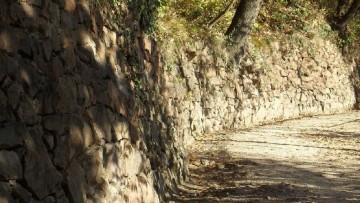 Opere di sostegno: i muri a gravita'