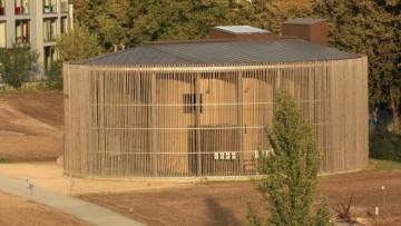 Costruzioni in terra cruda: la Cappella della Conciliazione a Berlino