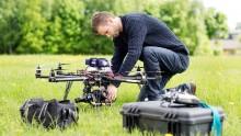 Droni, boom delle scuole di pilotaggio