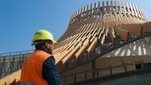 Expo 2015, pronto il padiglione della Thailandia in legno lamellare e acciaio