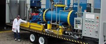 In arrivo in Italiail reattore che produce carburante ultrapulito