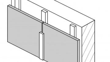 Rivestimenti in legno: disposizione delle tavole, spessori e fissaggi