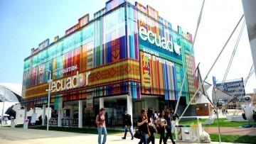 Expo 2015, presentato il Padiglione Ecuador