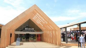 Expo 2015, il padiglione del Belgio a basso impatto ambientale