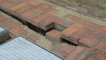 Cedimenti delle pavimentazioni: problemi e rischi