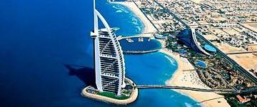 306 hotel del valore di $ 140 miliardi, in costruzione nel Golfo Persico