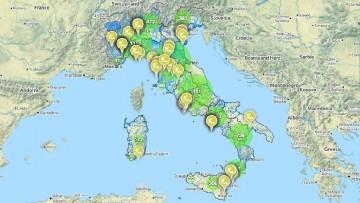 Dissesto idrogeologico: via ai cantieri trasparenti e open data