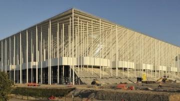 Il nuovo stadio di Bordeaux firmato Herzog & de Meuron