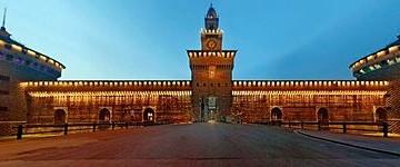 Castello Sforzesco: restauri per il progetto museologico
