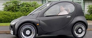 Riversimple Urban Car, ecco la open source a idrogeno
