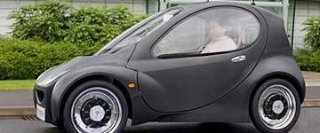 Riversimple Urban Car, ecco la open source a idrogeno