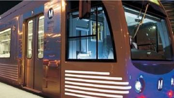Treni Ansaldo-Breda per la Metropolitana di Fortaleza in Brasile