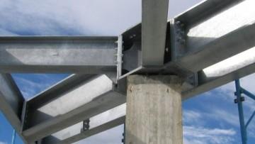 I collegamenti nelle costruzioni di acciaio in zona sismica