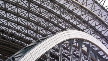 L'architettura si libera con l'acciaio