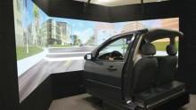 Progettato il primo simulatore di guida su piattaforma mobile
