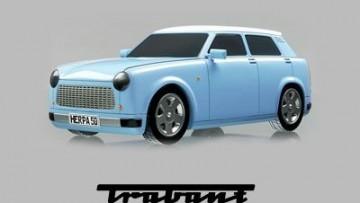 Ritorna la Trabant in una nuovissima versione elettrica