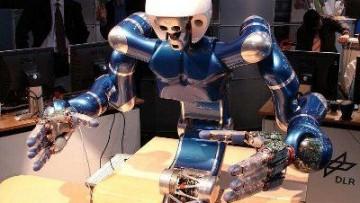 Robot 'amico' della sicurezza sul lavoro