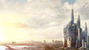 La citta' cinese del futuro? La progetta un messinese