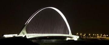Ai 3 ponti di Calatrava il premio European Steel Design Award