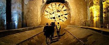 Torino: Scavato l'ultimo tratto di metropolitana che porterà alla sede della Fiat