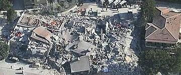 CNR – Terremoto: la deformazione è di circa 25 cm