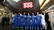 Simulare un viaggio su Marte