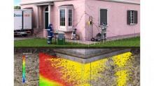 Consolidamento dei terreni mediante iniezioni di resine espandenti