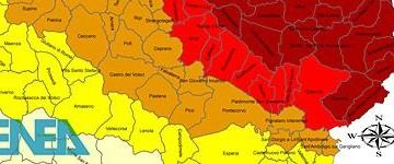 Nuova classificazione sismica della Regione Lazio