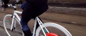 Dal 2010 in produzione la bici che accumula l'energia in eccesso