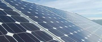 Nasce a Catania la più grande fabbrica di pannelli fotovoltaici d'italia