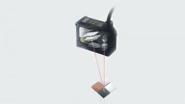 Keyence: una nuova gamma di sensori di spostamento
