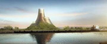 Centrale energetica a biomassa d'autore