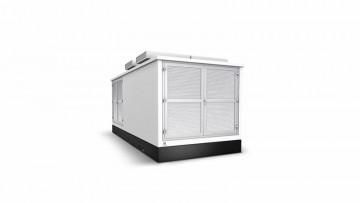 Cabina Inverter Conergy CIS con trasformatore a secco a resina