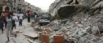 Haiti devastata dal terremoto