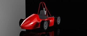 Nuova auto da corsa dall'Università di Pisa