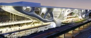 Centro congressi Qatar, un enorme albero ecosostenibile