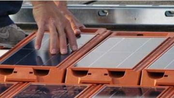 Wegalux: ceramica fotovoltaica per integrazione architettonica