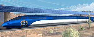 Treni-proiettile ad energia solare