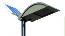 Kyro 1-80, il lampione a ricarica solare 'smart' ed economico