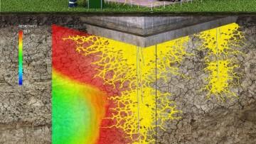 Consolidamento terreni con resine: il metodo Geosec certificato Icmq