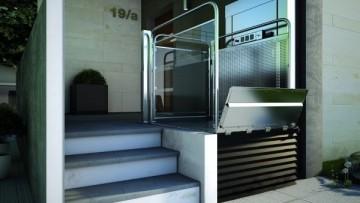 Vimec presenta S10, la piattaforma elevatrice per piccoli dislivelli