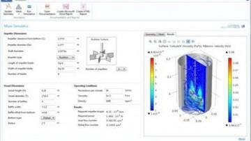Comsol Multiphysics 5.0 e l'Application Builder rivoluzionano il mondo della simulazione