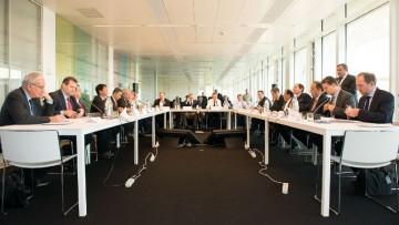 La Cement sustainability iniziative (Csi) si e' riunita a Bergamo