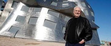 Gehry rende icona un centro di ricerca per malattie mentali