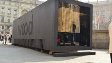 I Wooddays a Milano: il legno e' protagonista