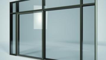 Finstral | Fin-Project Cristal | Finestre in alluminio