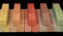 Il calcestruzzo drenante Drainbeton di Betonrossi si tinge di nuove colorazioni