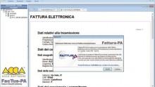 Fatturazione elettronica per la pubblica amministrazione con FacTus-PA